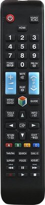 Universele afstandsbediening Samsung TV - Blueqon RQ-S1A